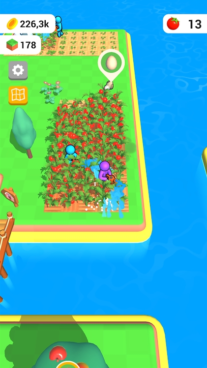 农场之地游戏截图