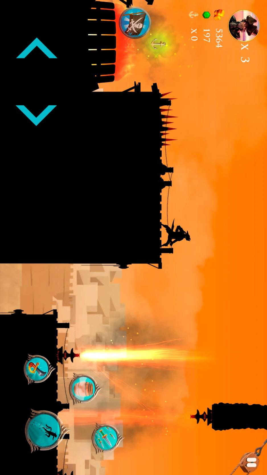 海盗来了游戏截图