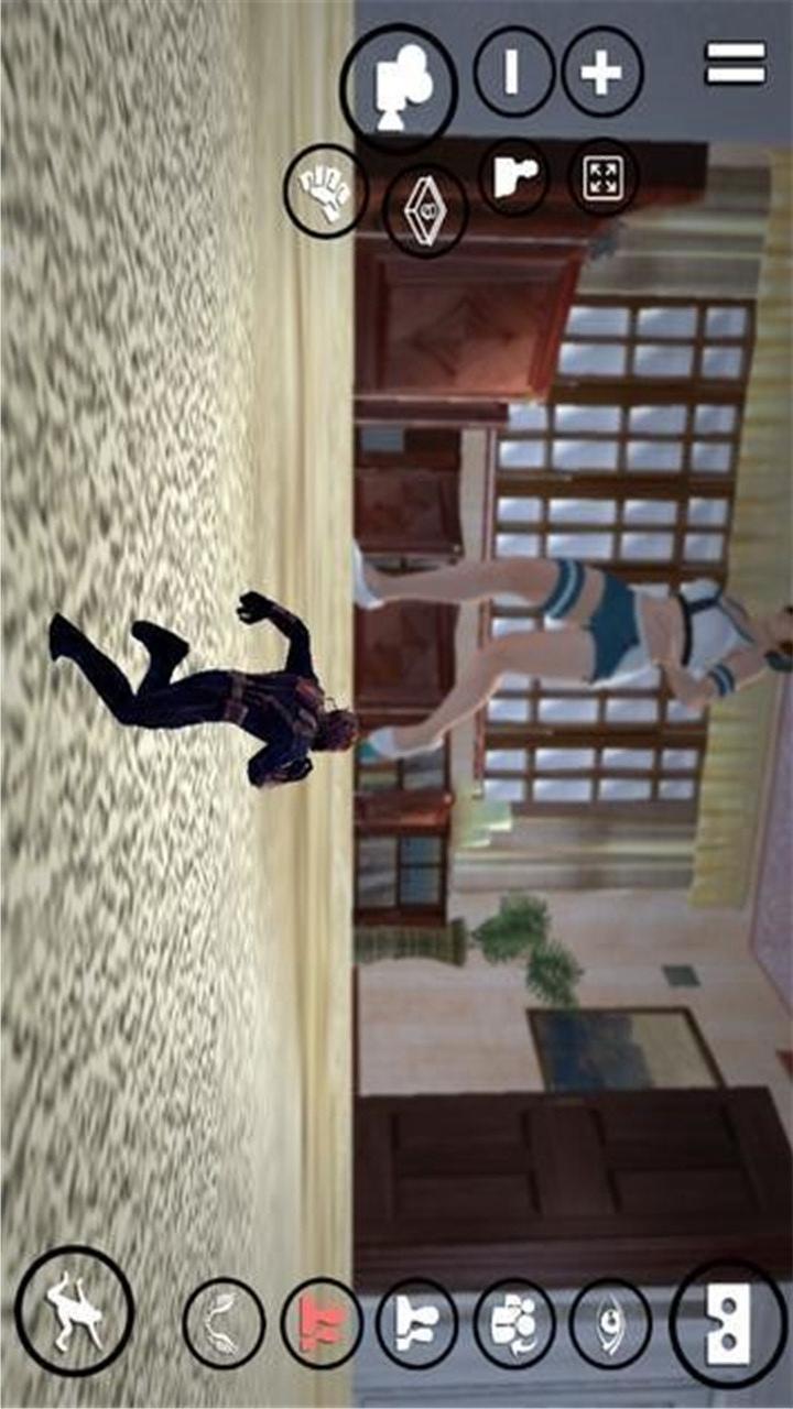 女巨人模拟器游戏截图