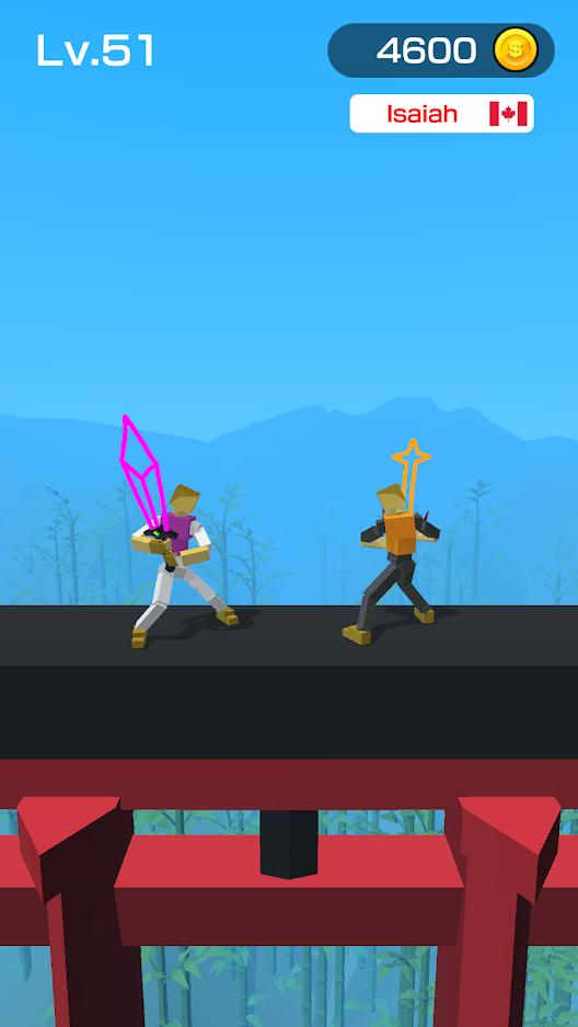 画剑决斗3D游戏截图