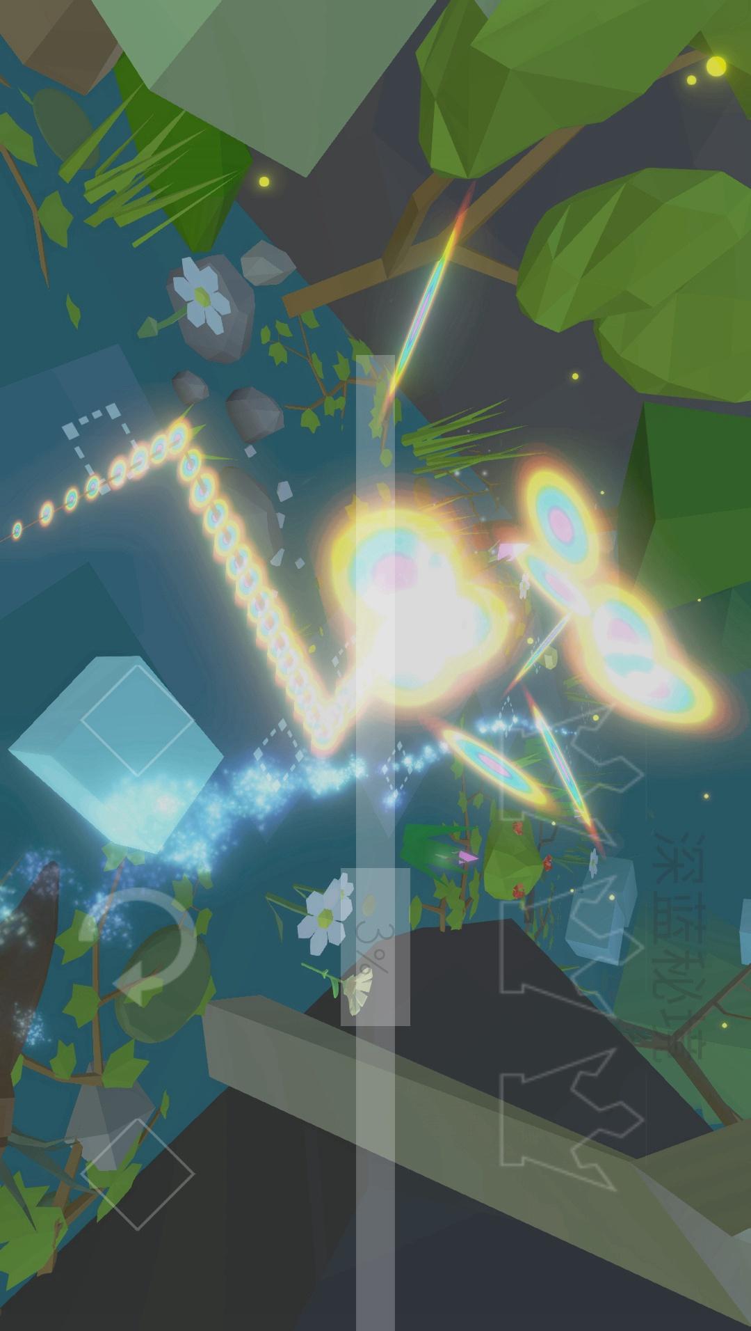 跳舞的线深蓝秘境模组游戏截图