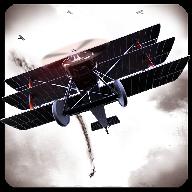 王牌学院:黑色飞行图标