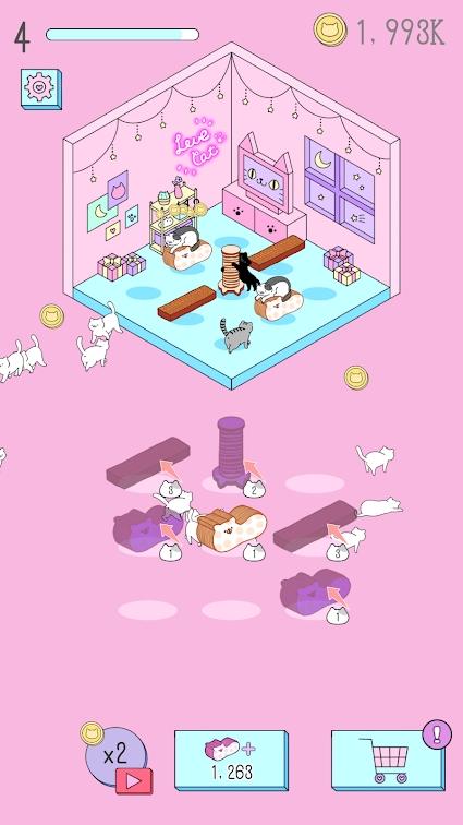完美之猫游戏截图