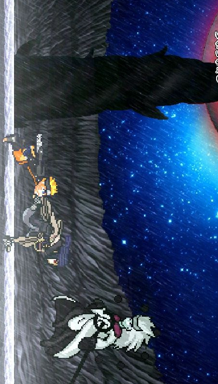 mugen火影忍者风暴5游戏截图