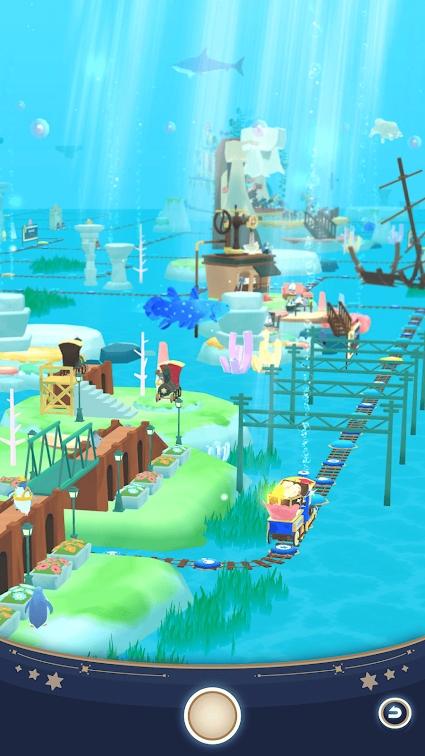 海底企鹅铁道游戏截图