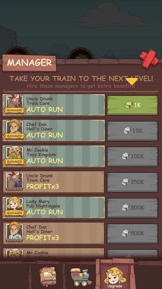 铁轨帝国游戏截图