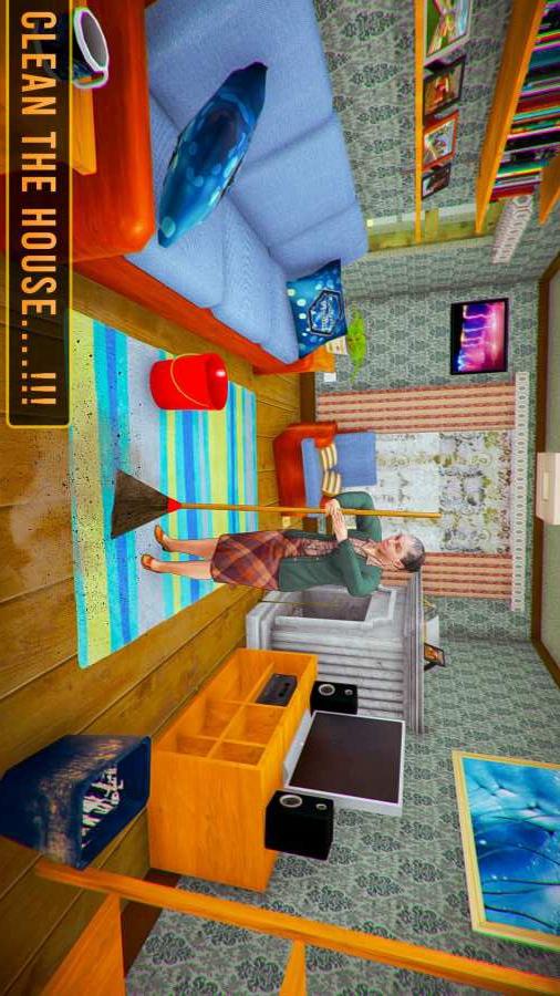 虚拟富婆模拟器游戏截图