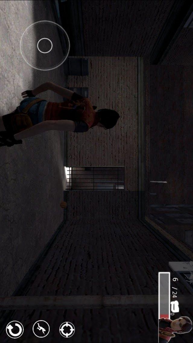 生化危机2重置版游戏截图