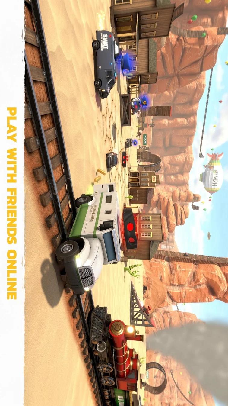 撞车驾驶3游戏截图
