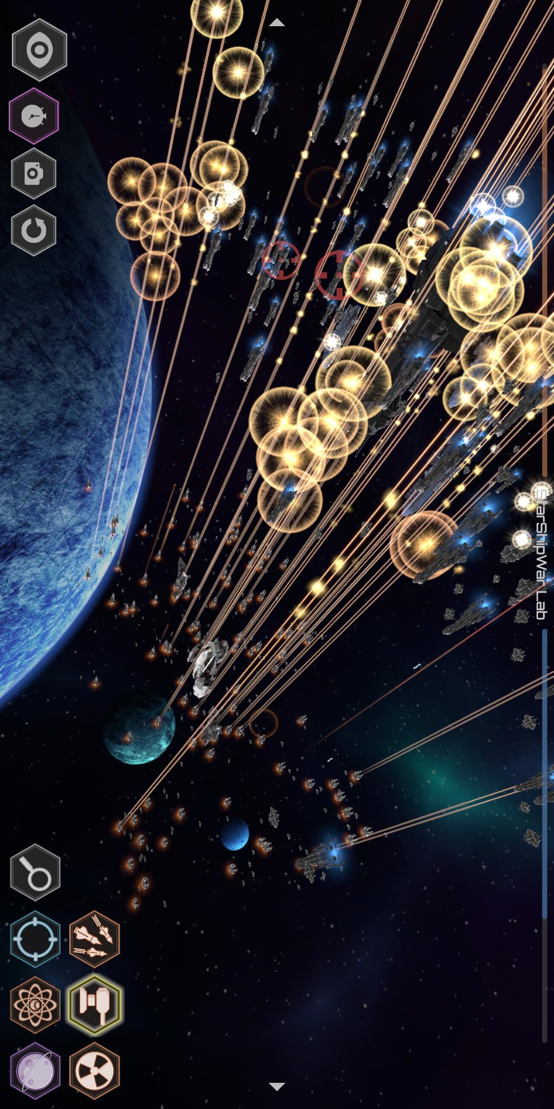 星舰实验室游戏截图