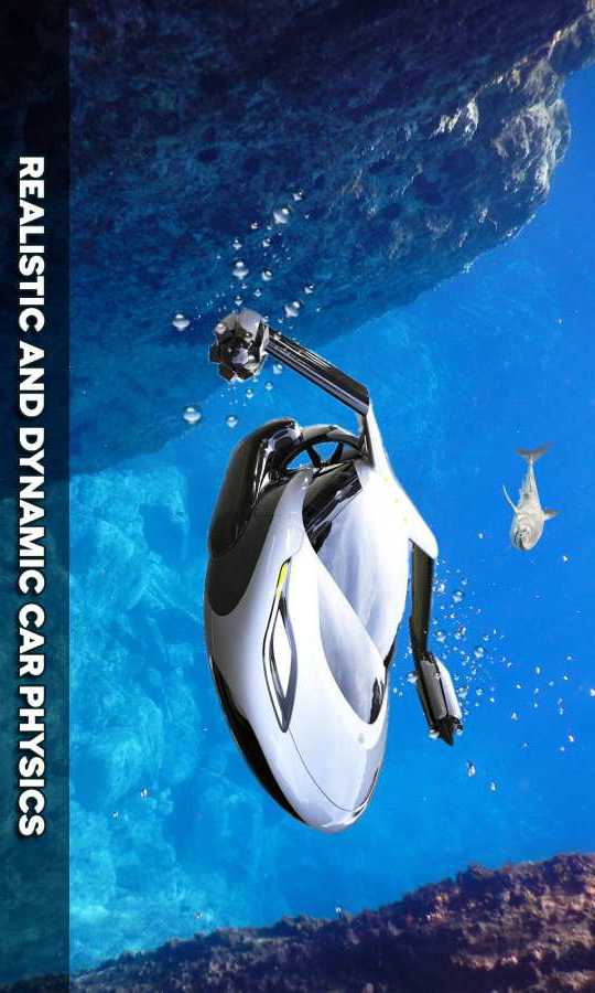 浮动水下汽车2021游戏截图