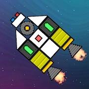 太空沙盒战机图标