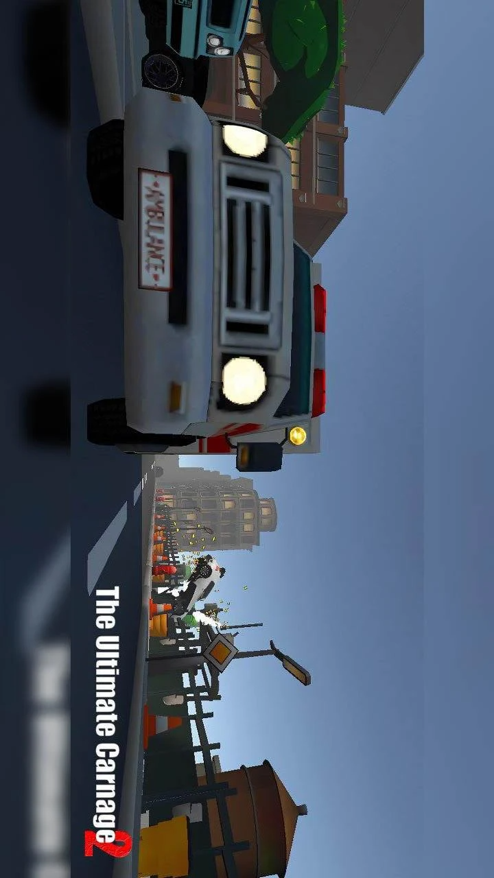 车祸模拟器2(西瓜吴宝宝游戏推荐)游戏截图
