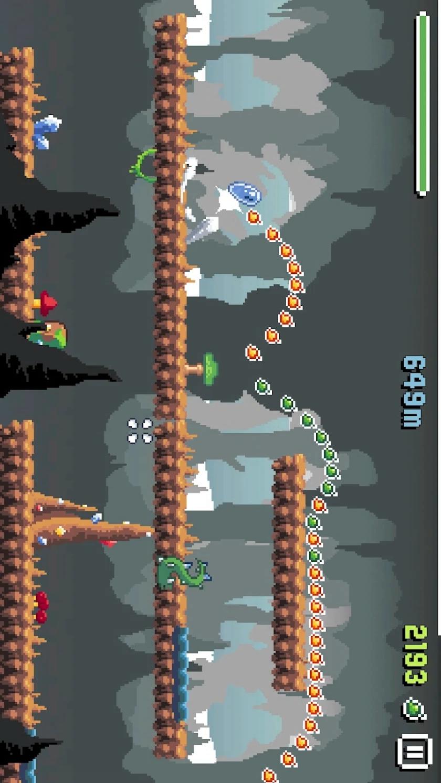 异界跑酷大冒险游戏截图