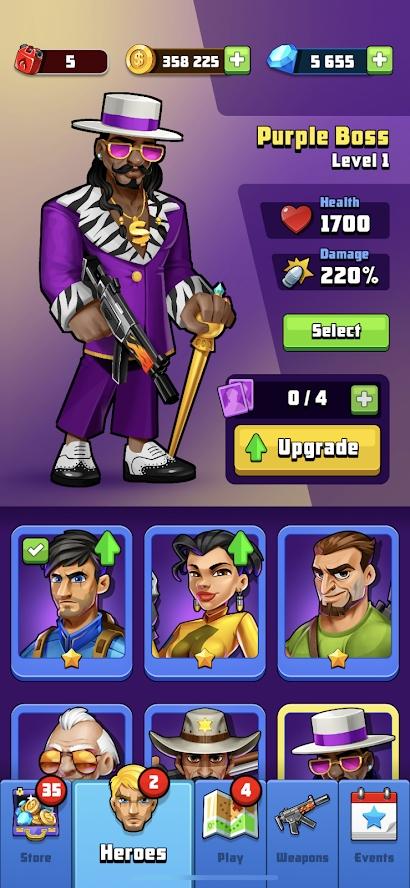 猎人刺客2游戏截图
