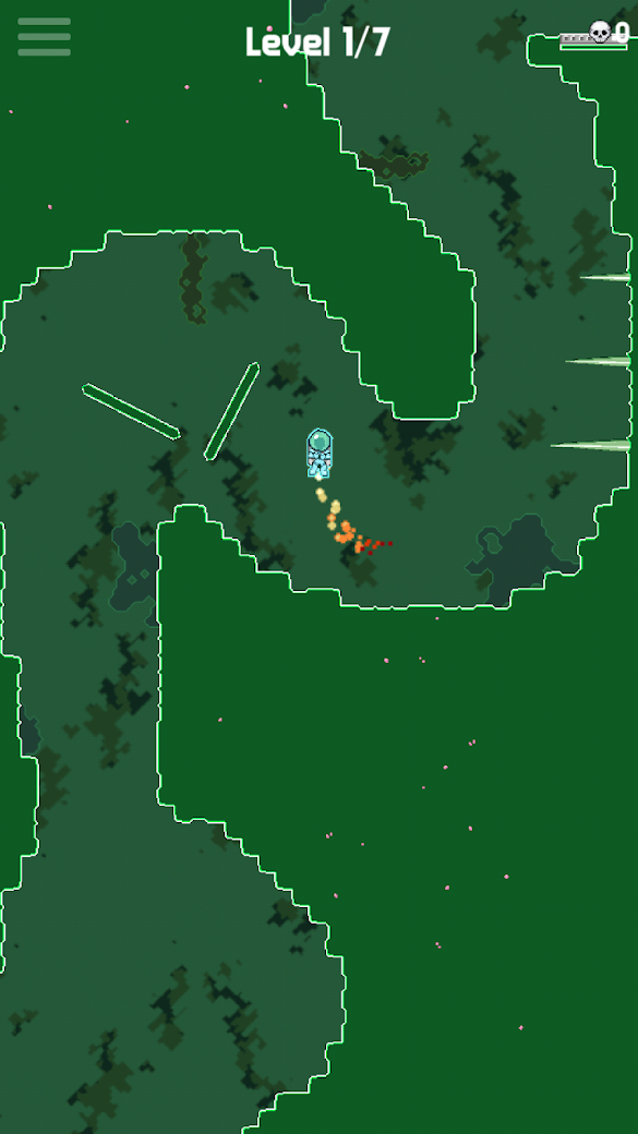 喷气侦察兵训练营游戏截图