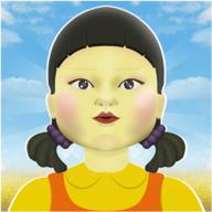 鱿鱼游戏3D图标
